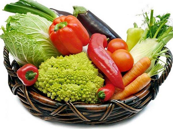 Овощи защищают от рака