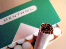 Ментоловые сигареты реже вызывают рак легких