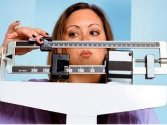 Шотландка с 10-килограммовой опухолью яичника в течение года пыталась похудеть