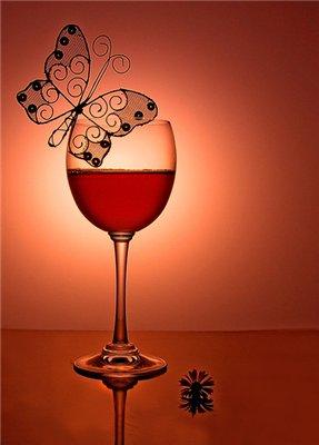 И полбокала вина приводят к раку