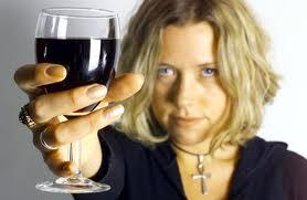 Полбокала вина доведут до рака