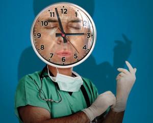 Работа по ночам приводит к раку