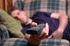 Рак вызывает просмотр телевизора