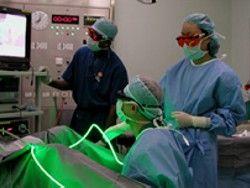 Медики предлагают лечить рак лазером