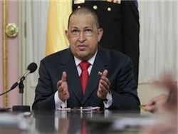 Уго Чавес пройдет второй курс химиотерапии на Кубе