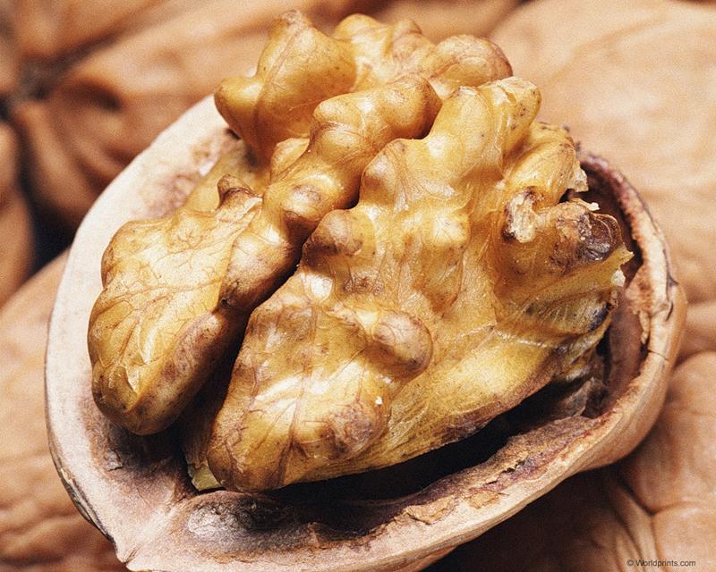 Грецкие орехи побеждают рак груди