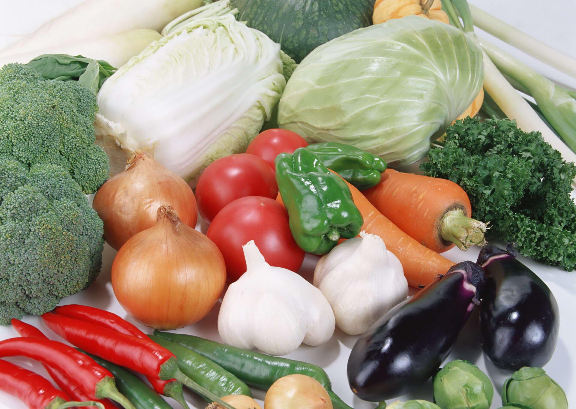 От рака защищают овощи