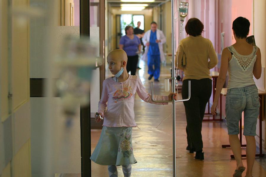 Лечение детской онкологии в Израиле