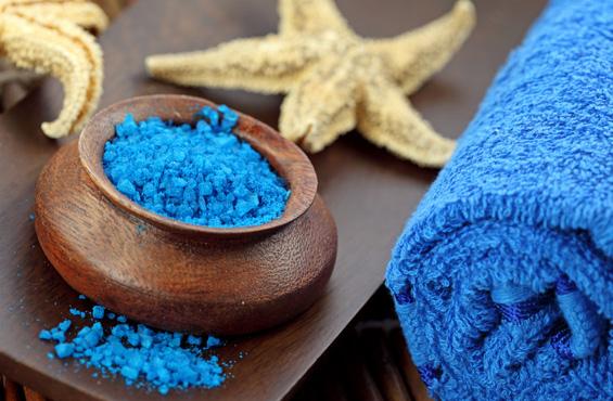 Морская соль и здоровье нашей кожи