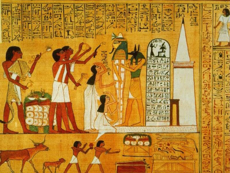 Древнеегипетский гель вызывал рак