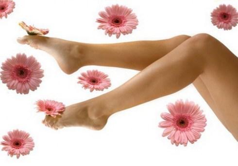 Как правильно ухаживаться за ножками