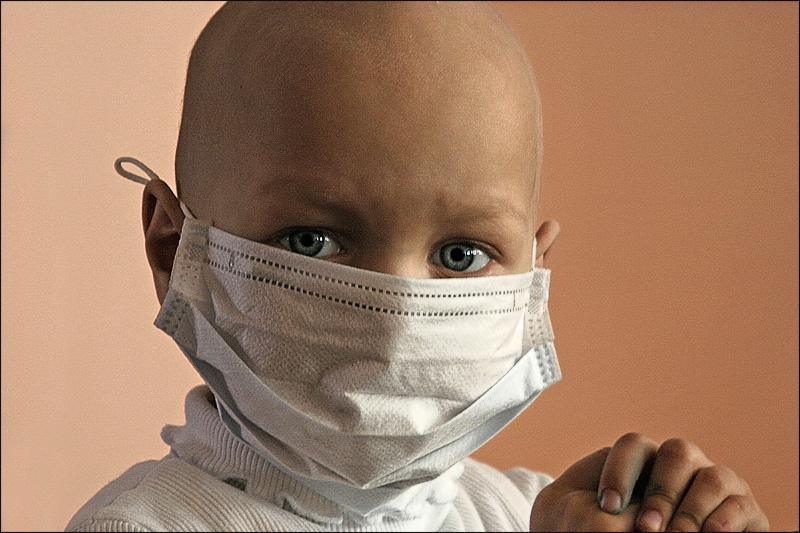 Первый канал в борьбе с детской онкологией
