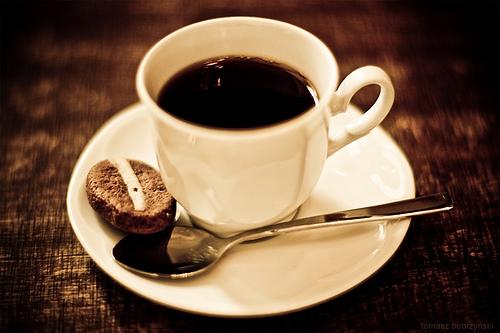 Три чашечки кофе спасет кожу от рака