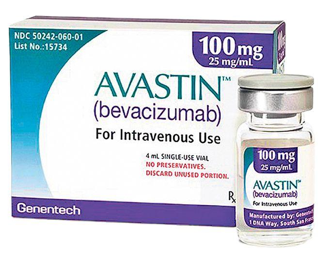 FDA отозвало регистрацию Avastin для лечения рака молочной железы