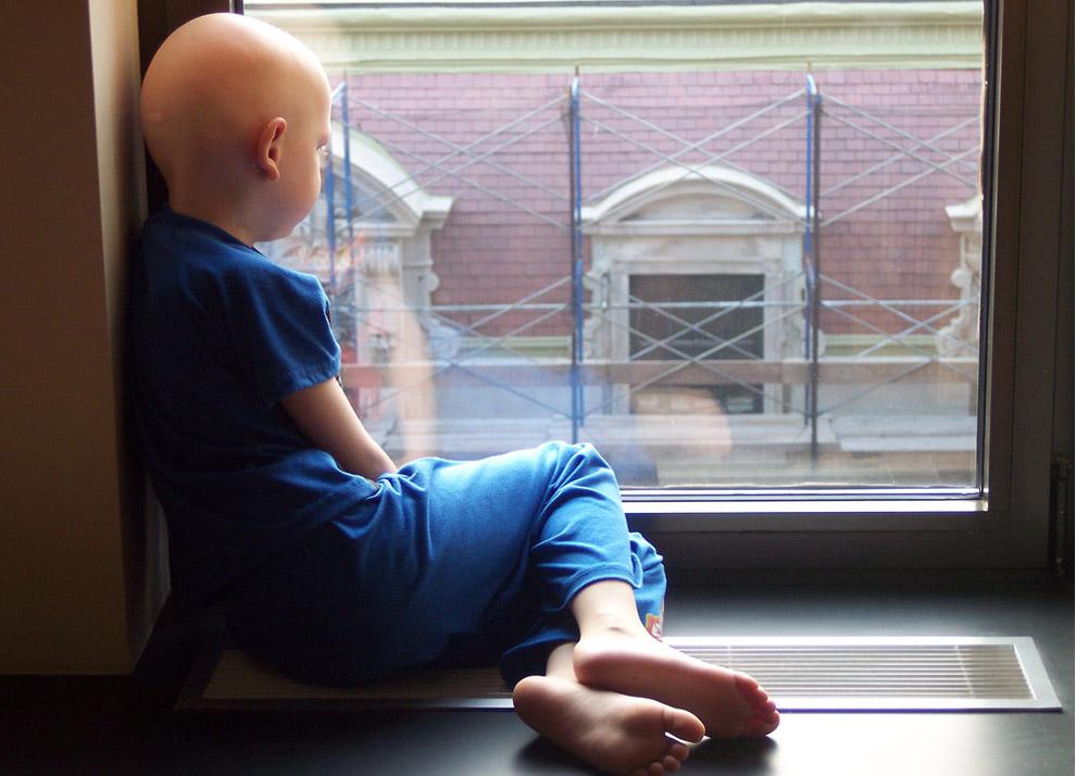 Причины, диагности, лечение рака у детей