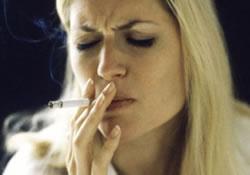 Женское курение и рак кожи – найдена связь