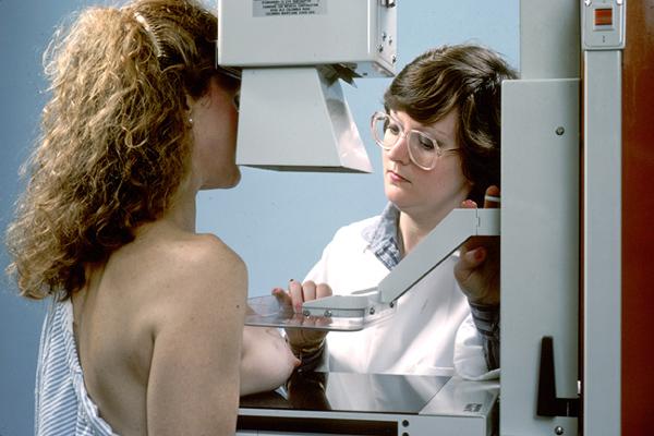 Маммография может быть опасной