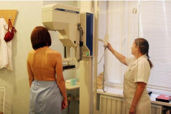 Врачи отнесли маммографию к самым бесполезным методам диагностики новообразований молочной железы