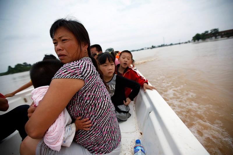 Из-за загрязнения реки жители Цзянси болеют раком