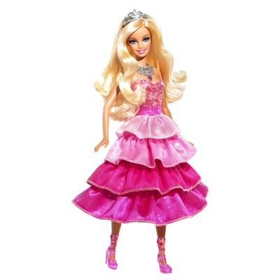 Барби не облысеет ради онкобольных детей
