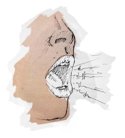Хриплый голос может стать симптомом рака
