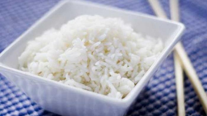 Диета из риса