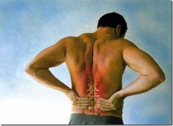 Причины и опасность боли в спине