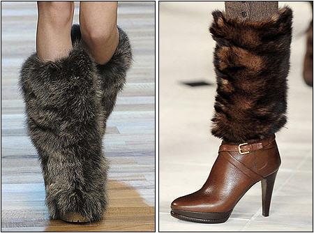 Теплая зимняя обувь — залог нашего здоровья