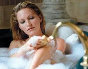 Горячая ванна вредит зрению
