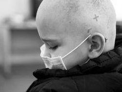 В РФ около 80% больных раком детей могут выздороветь