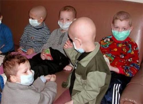 По заболеваемости детской онкологией Кубань занимает 3-е место в России