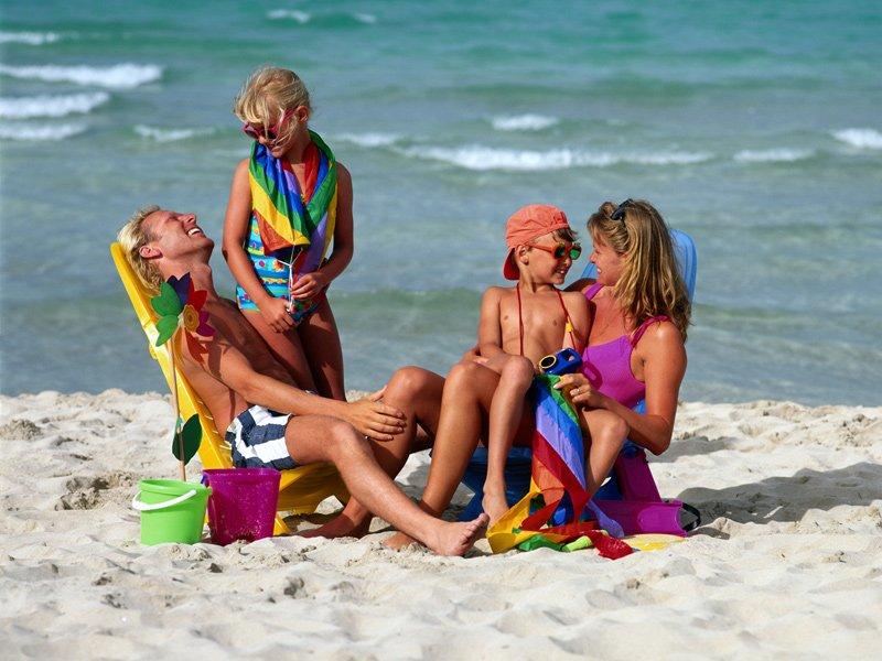 Насколько важен отдых у моря