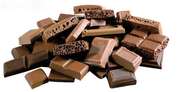 Шоколад и здоровая кожа