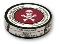 Жевательный табак тоже вызывает рак