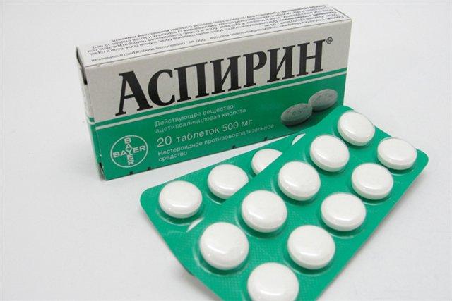 Ежедневное употребление аспирина защищает от рака независимо от длительности приема