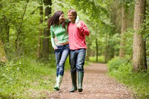 Прогулки на природе предотвращают рак простаты