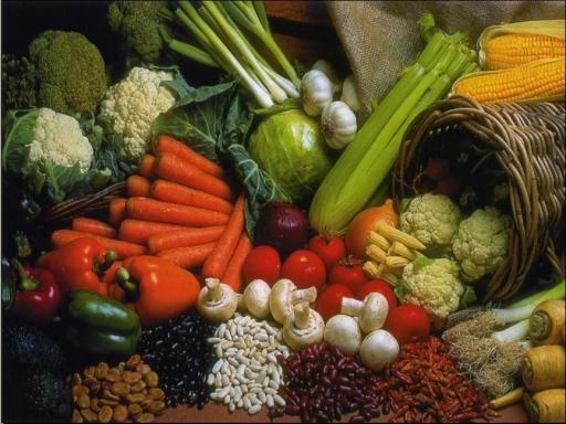 Овощи и фрукты победили рак