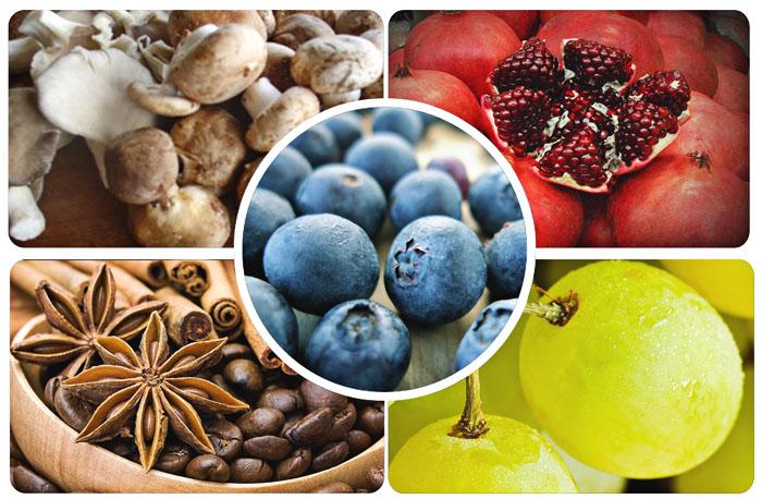 Пять «суперпродуктов» от рака молочной железы