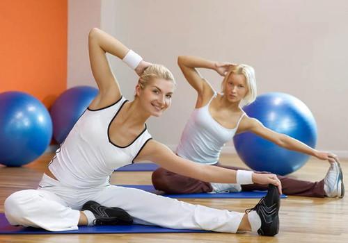 Физические упражнения помогают онкологическим больным