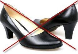 Производители отзывают партию обуви, способной вызвать рак