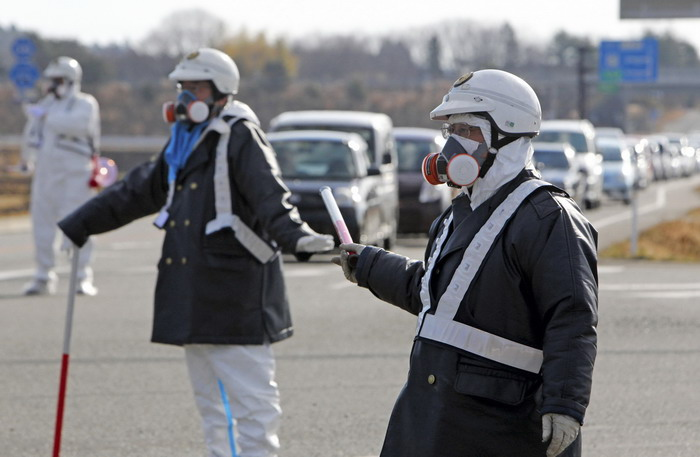 В Японии после аварии на АЭС у 12 детей обнаружен рак щитовидки