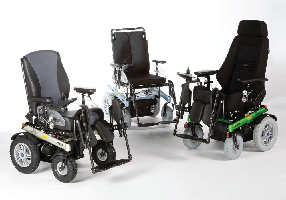 Инвалидные коляски в UkrMedShop: качество и комфорт, доступные каждому