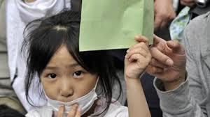 Рак щитовидной железы у детей в японской Фукусиме