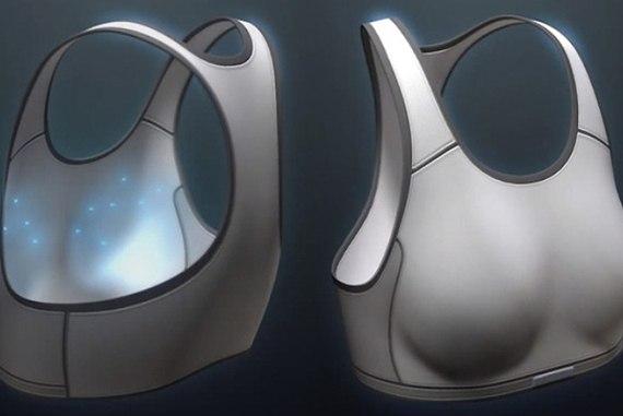 Повседневная носка «умного белья» потеснит маммографию