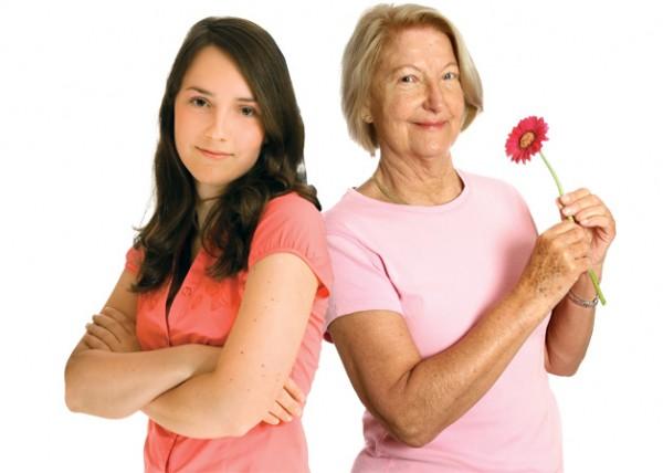 Менопауза и рост – факторы риска рака для женщин