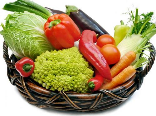 Фрукты и овощи спасают от онкологии