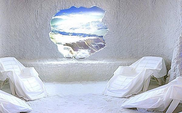 В чем польза соляной пещеры?