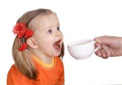 Зеленый чай может спасти детей от рака