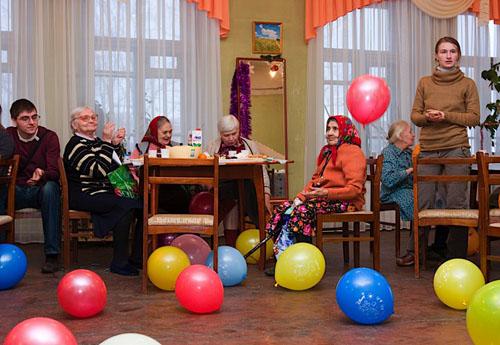 О преимуществах ухода в частном доме престарелых.