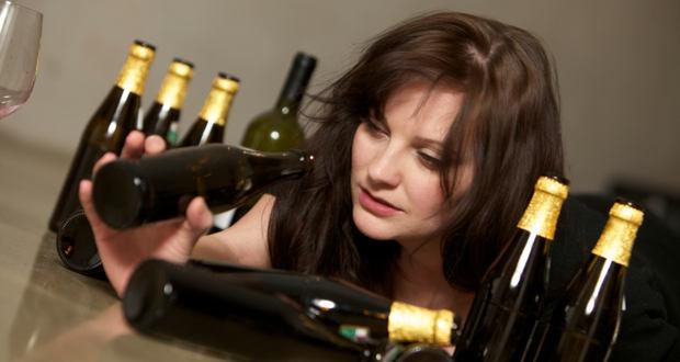 Опасность алкоголя для женщин